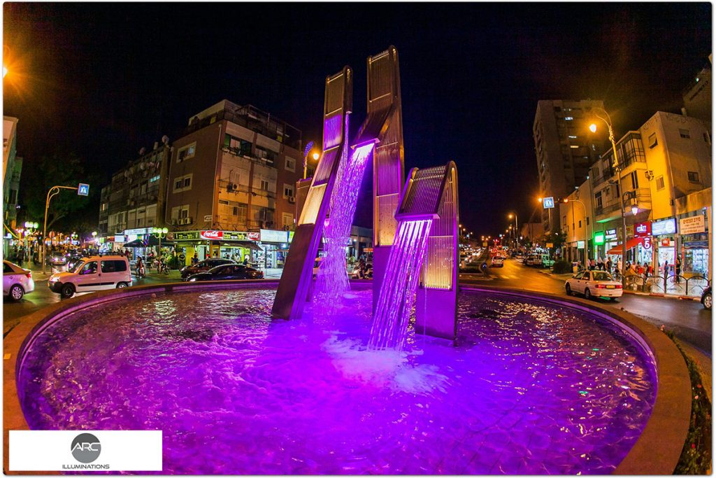 CITY LIGHTING – PETAH TIKVA