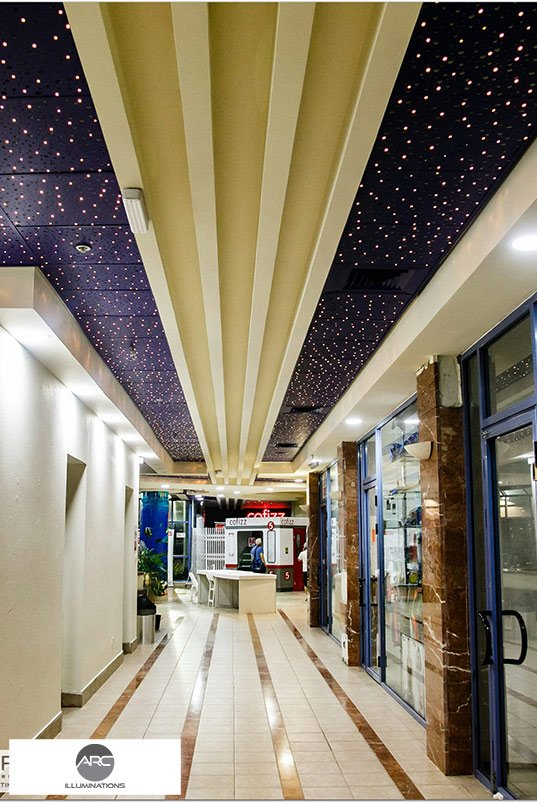 Country Club – lighting ceiling