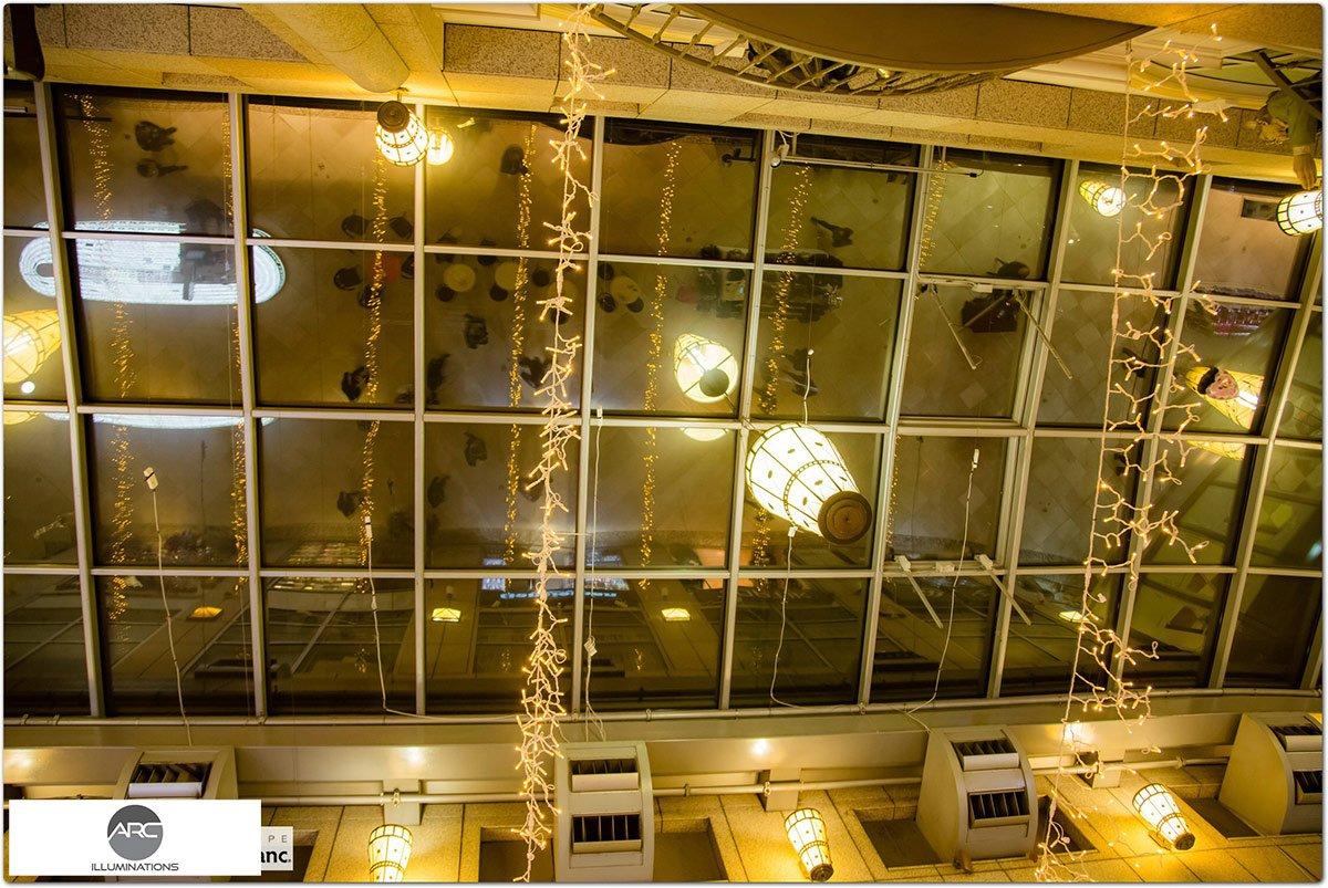 Illumination For Weizman Mall (1)