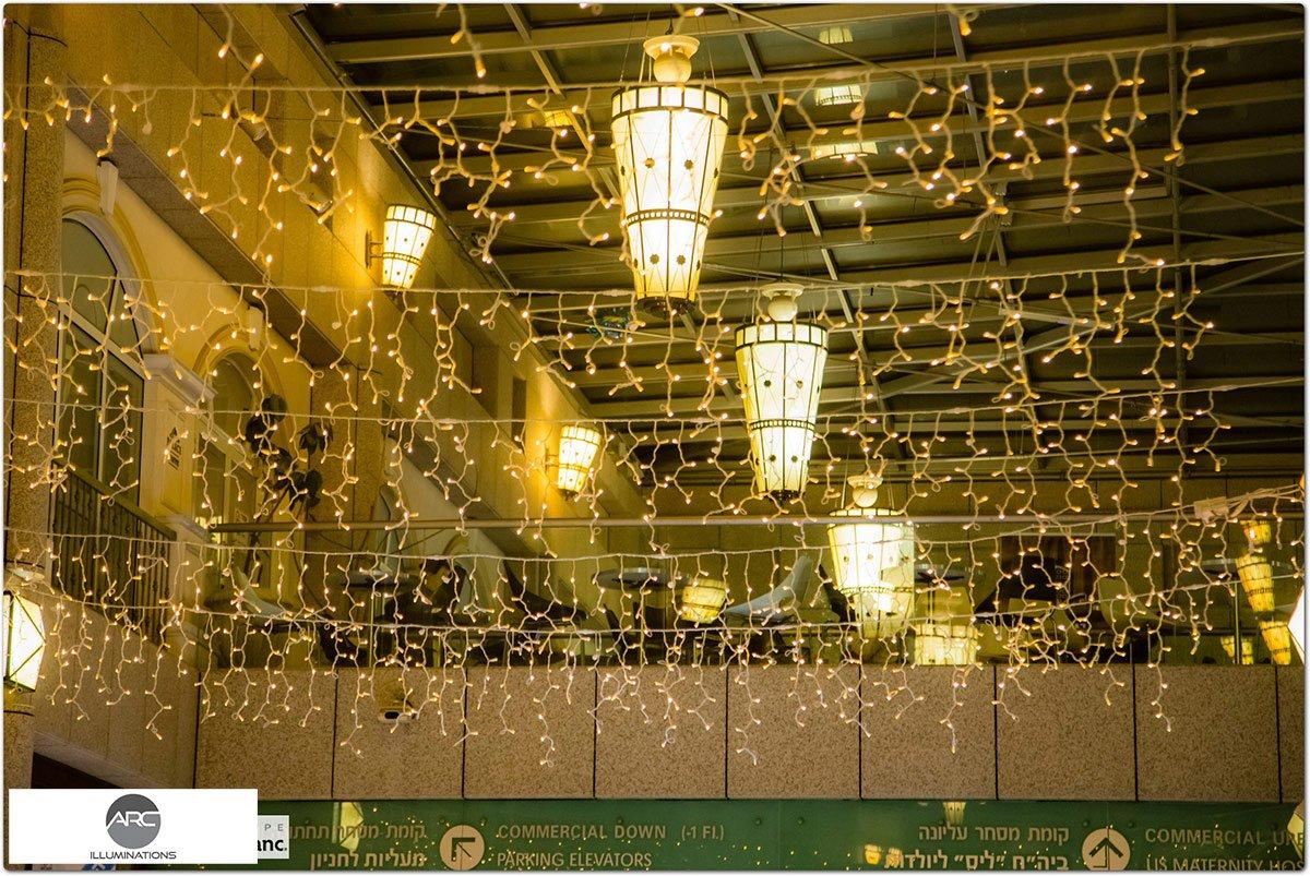 Illumination For Weizman Mall (2)