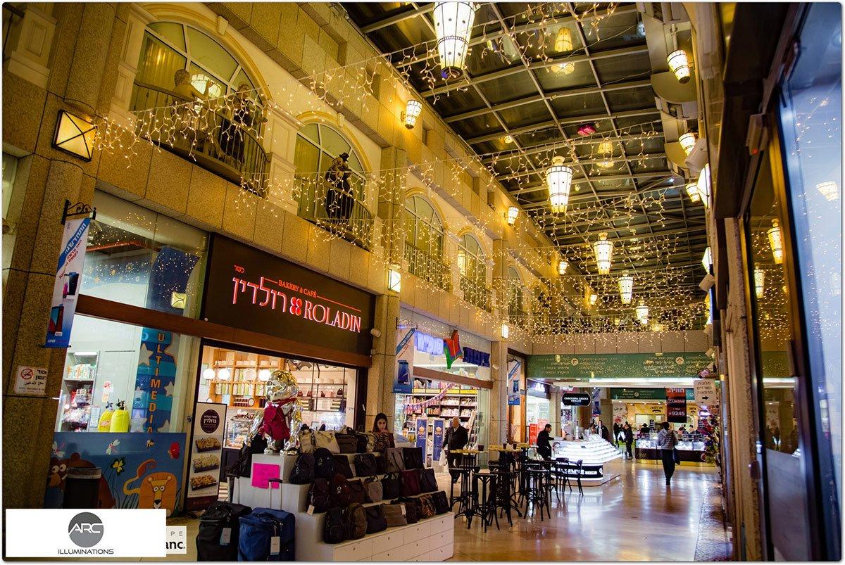 Illumination For Weizman Mall (4)