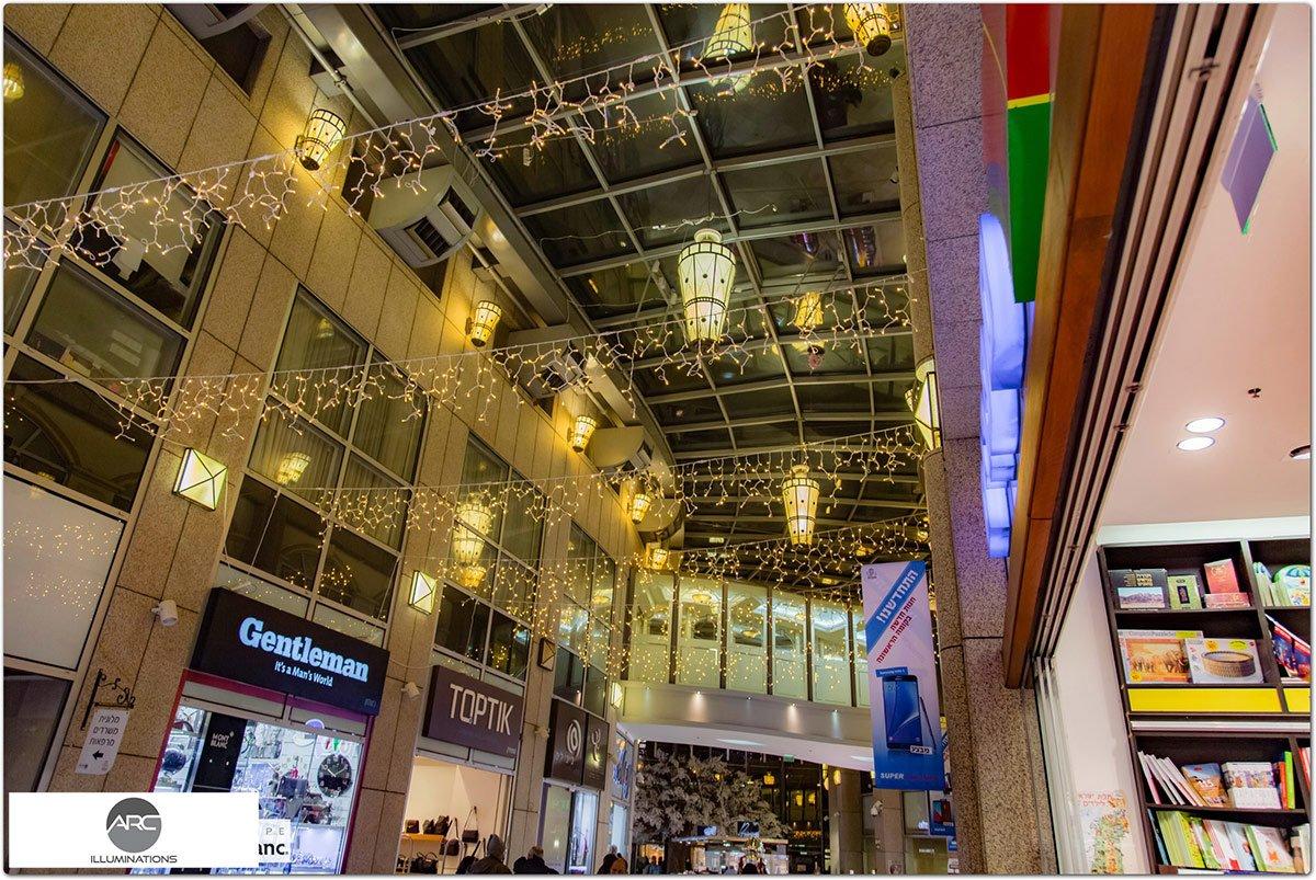 Illumination For Weizman Mall (7)