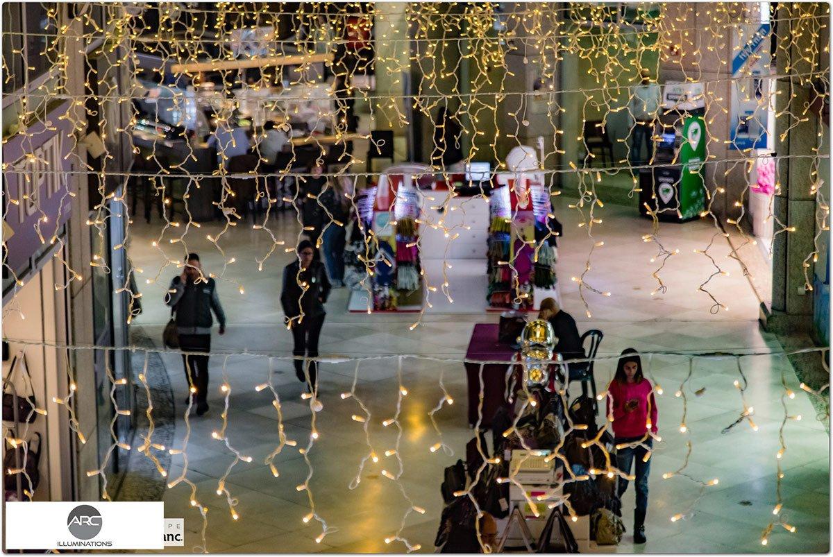 Illumination For Weizman Mall (8)
