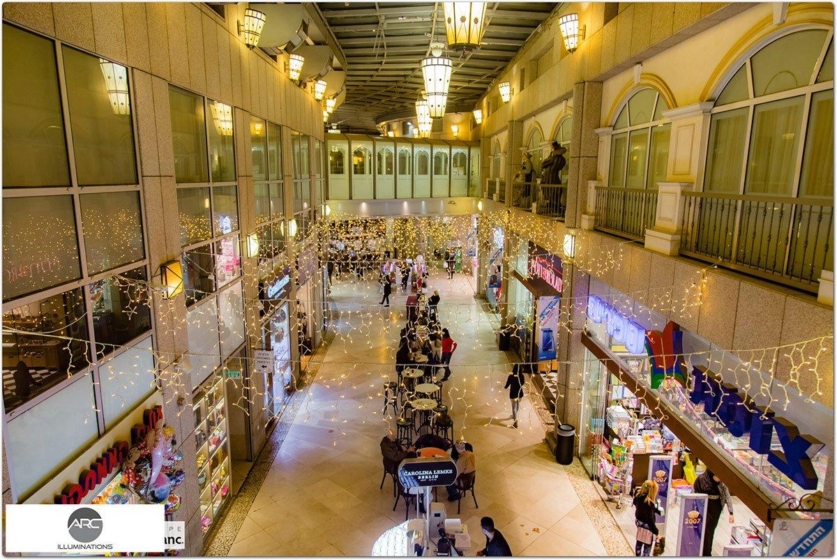 Illumination For Weizman Mall (9)