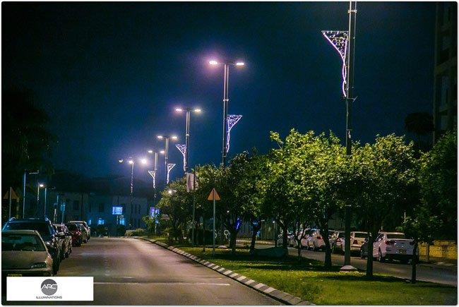 Lighting decorations (5)
