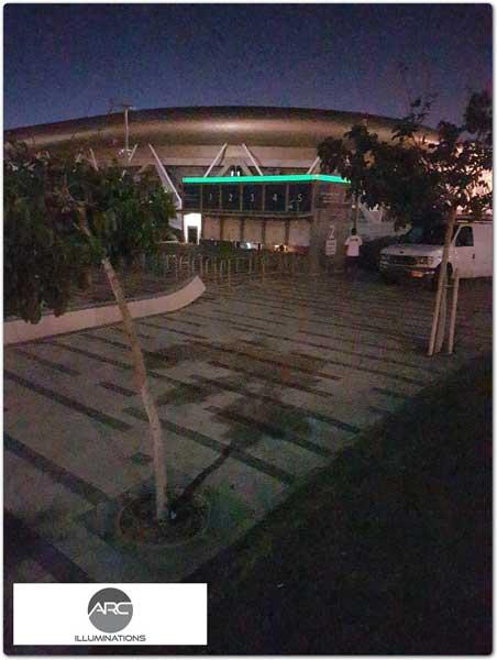 Lighting for A Stadium (2)