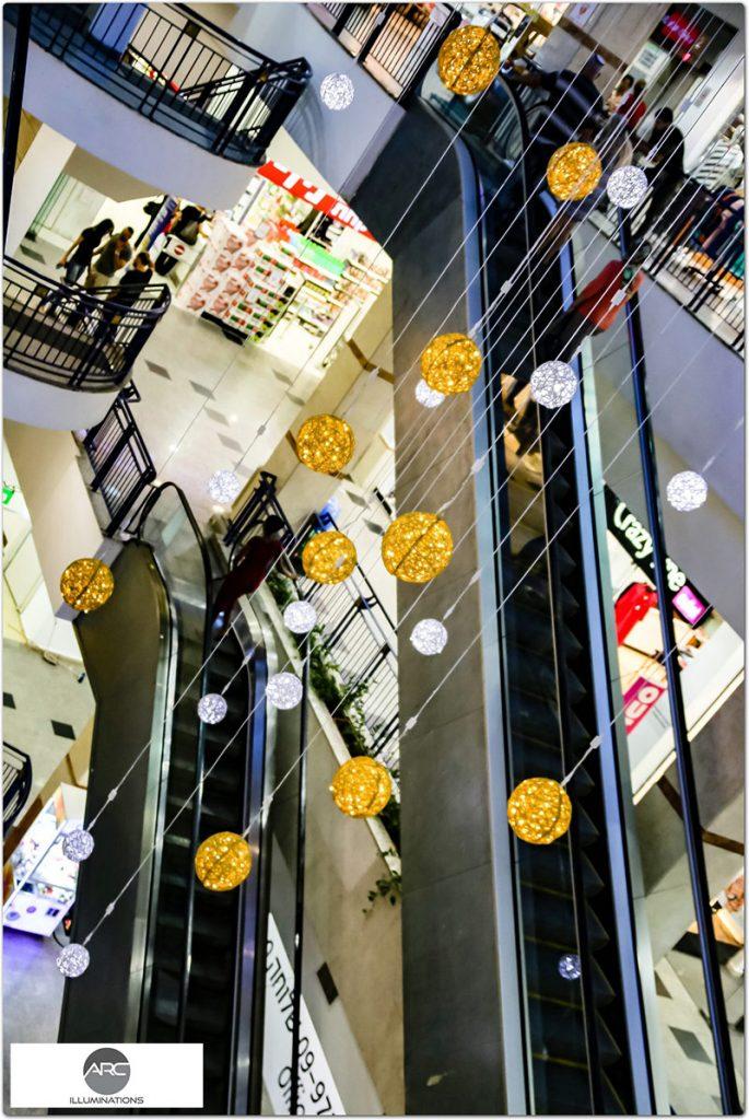 Or Yehoda Mall - Lighting Decorations (4)