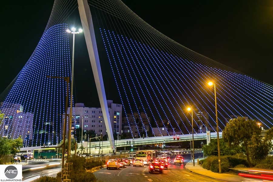 The Calatrava lighting (1)