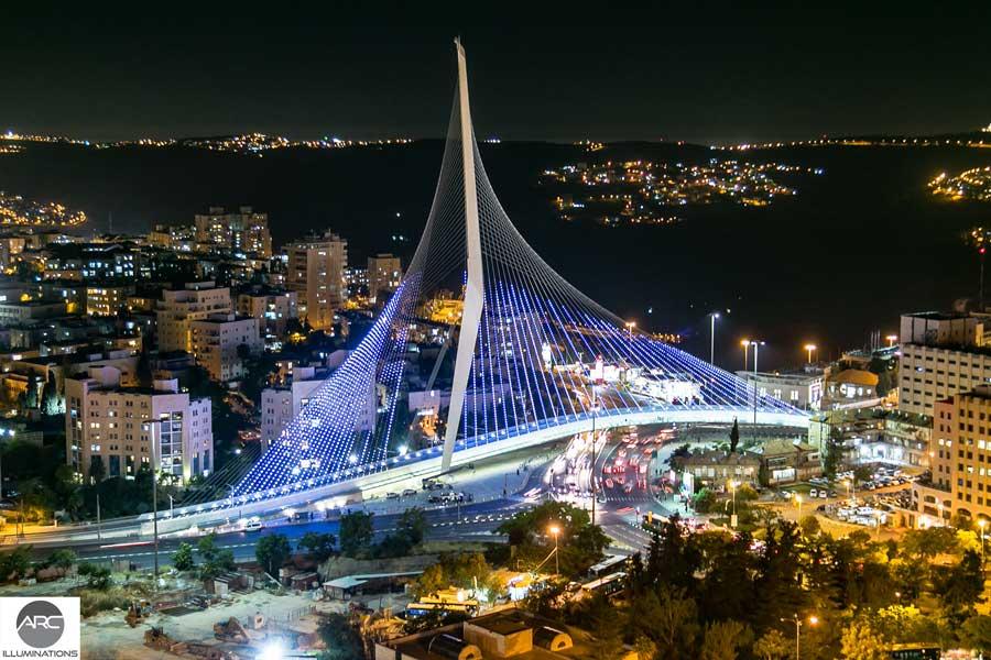 The Calatrava lighting (2)