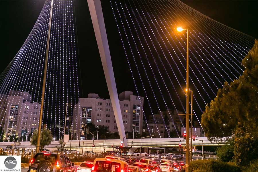 The Calatrava lighting (3)