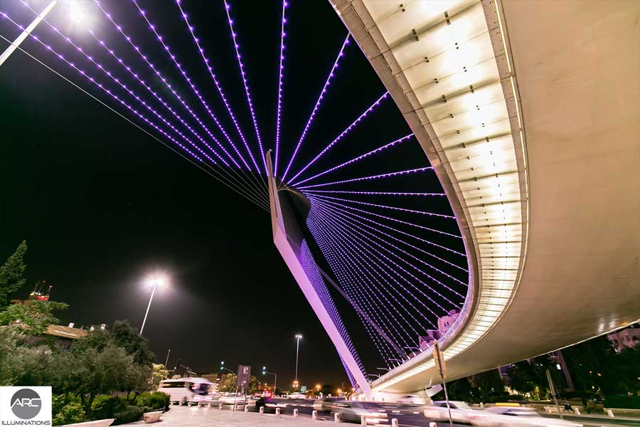 The Calatrava lighting (4)