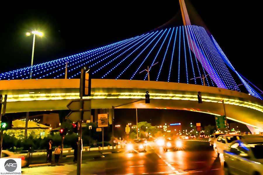 The Calatrava lighting (5)