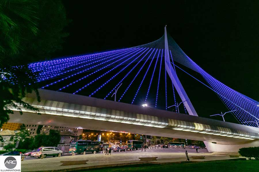 The Calatrava lighting (6)
