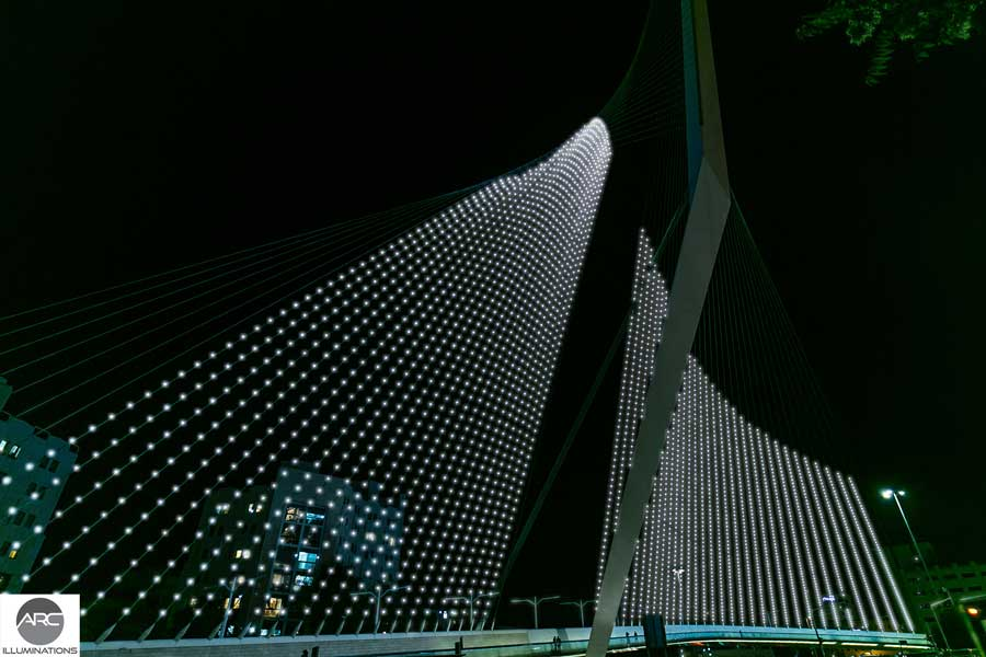 The Calatrava lighting (7)