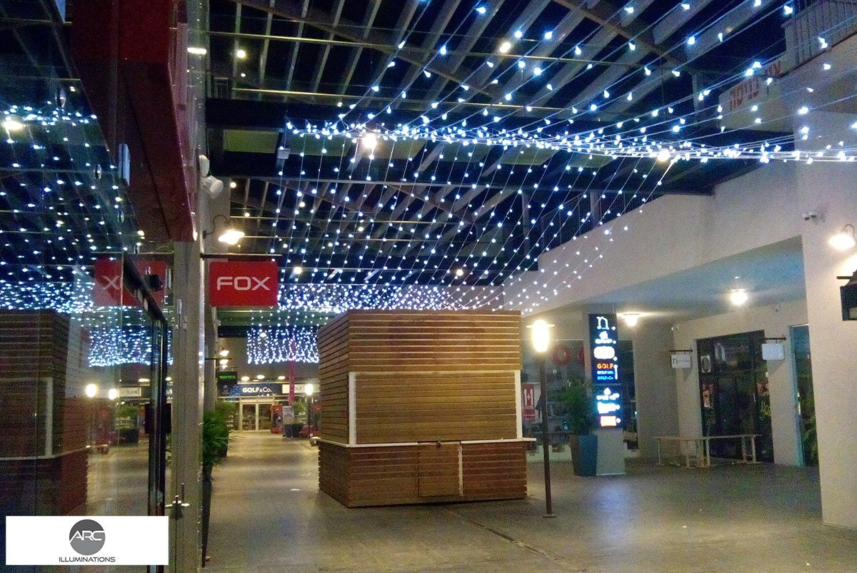 Yamat Yishai Mall - Lighting Ceiling (12)