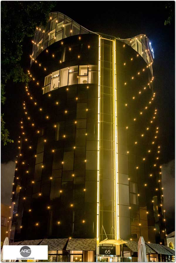 ROTHSCHILD HOTEL ILLUMINATION