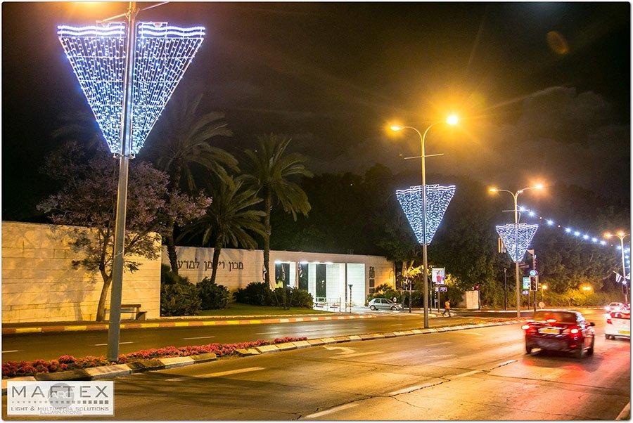 Street Lighting Decorations