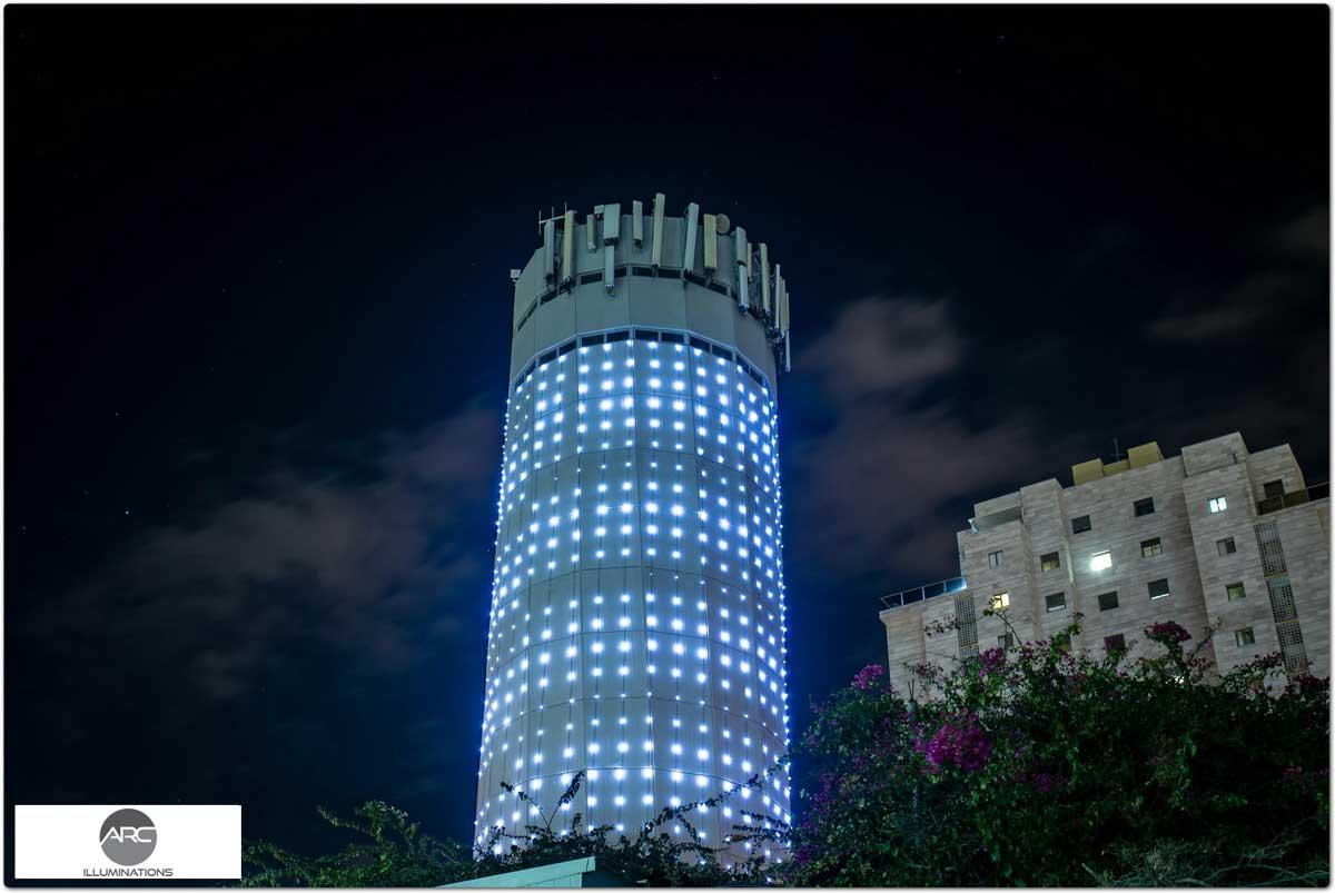 water tower lighting pixel led )11( (3)