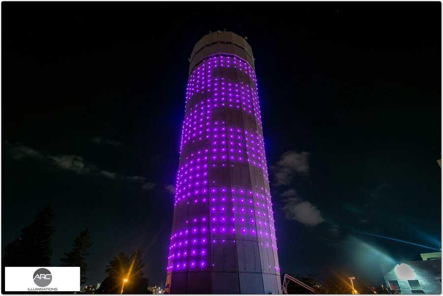 water tower lighting pixel led )11( (7)