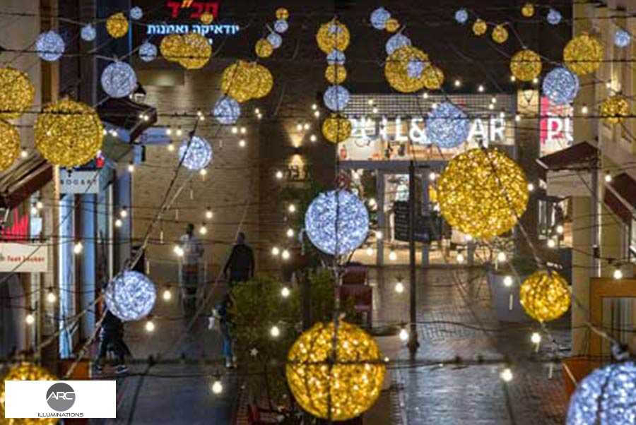 Lighting-Decorations - Mall-Hof2