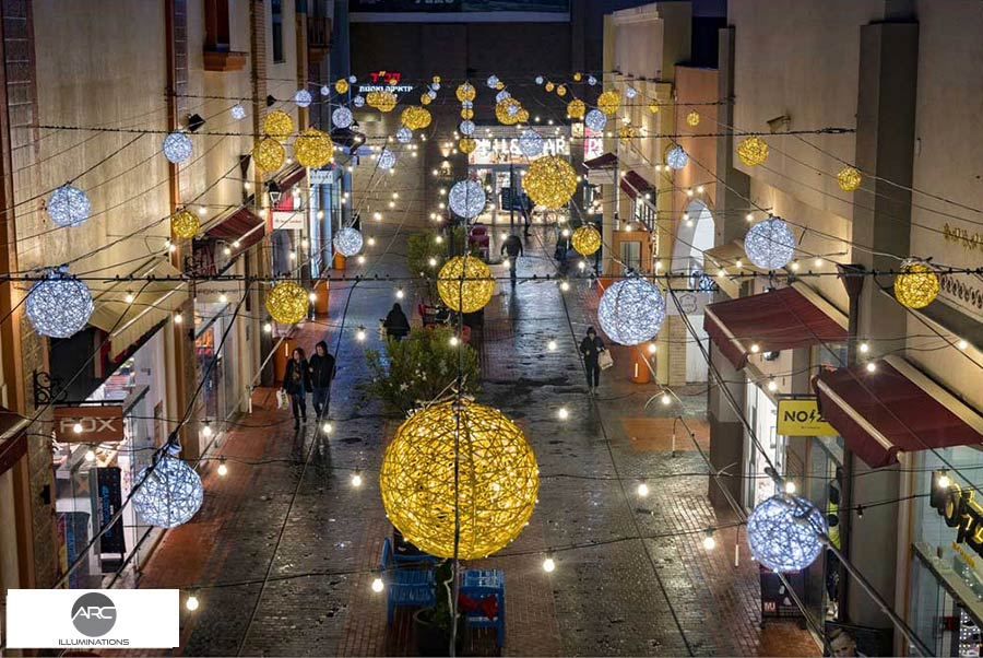 Lighting-Decorations - Mall-Hof7
