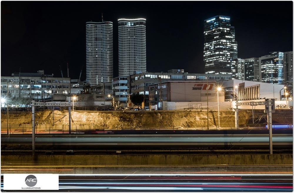 Gindi Tel Aviv Headline lighting (10)