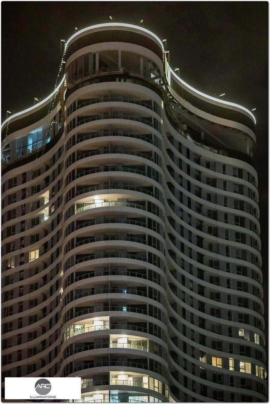 Gindi Tel Aviv Headline lighting (3)