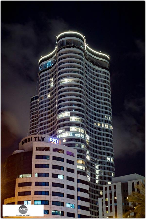 Gindi Tel Aviv Headline lighting (5)