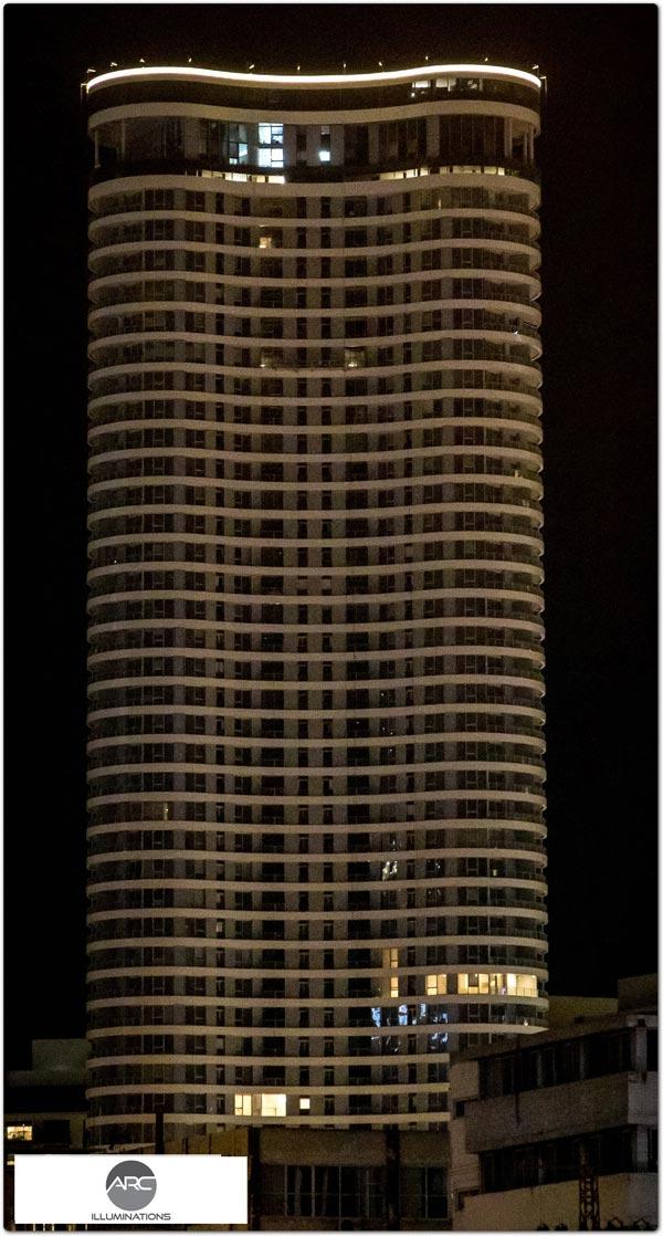 Gindi Tel Aviv Headline lighting (9)