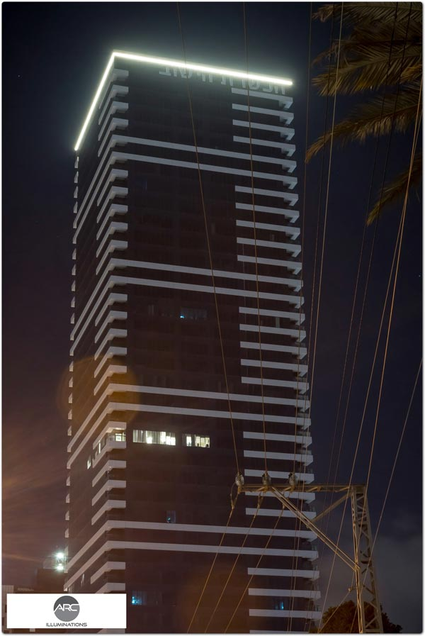 Hachsharat HaYishuv Tower titel lighting (11)