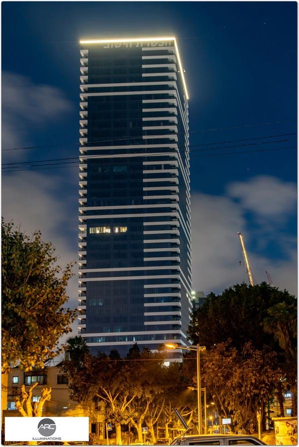 Hachsharat HaYishuv Tower