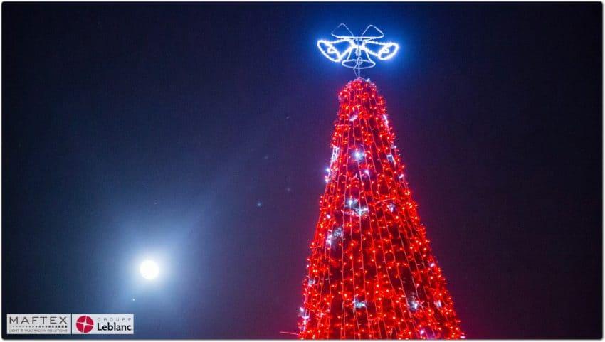 JAFFA Christmas Market Lights