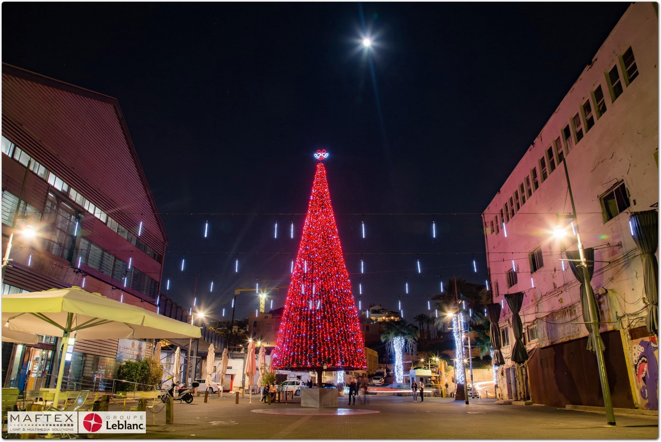 JAFFA Christmas Market Lights (3)