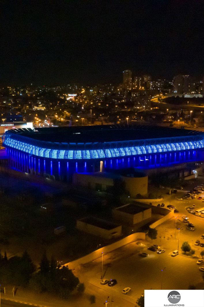 Teddy Stadium pixle led (10)