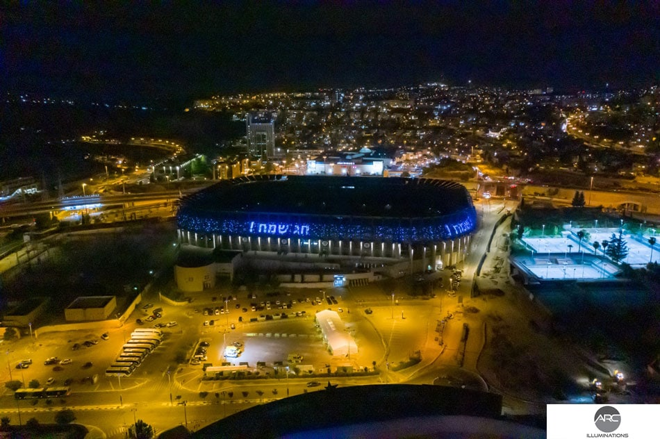 Teddy Stadium pixle led (14)