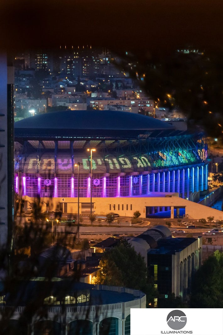 Teddy Stadium pixle led (19)