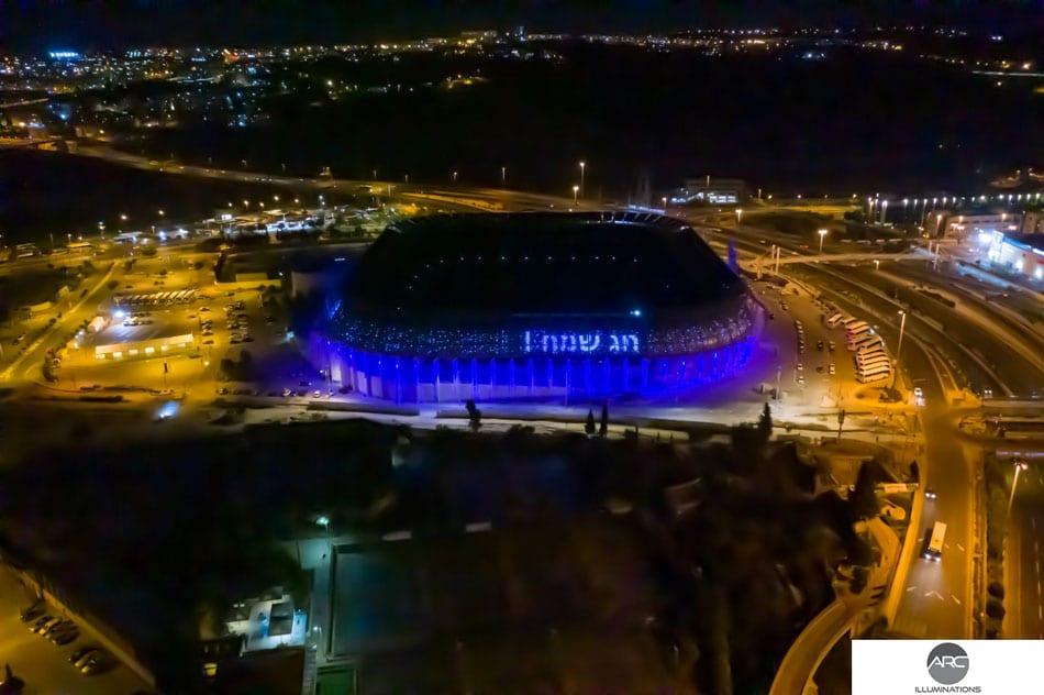 Teddy Stadium pixle led (6)