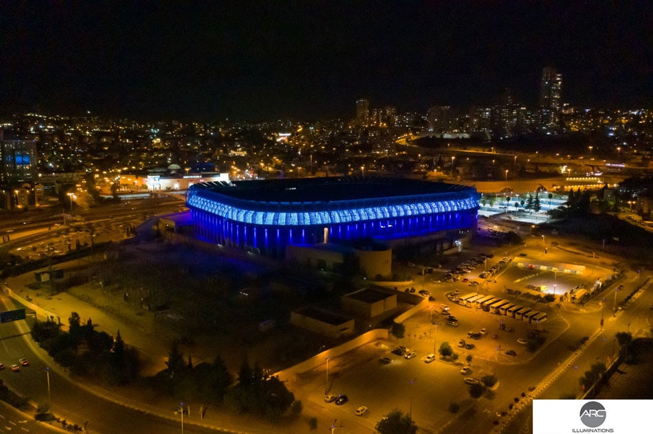 Teddy Stadium pixle led (9)