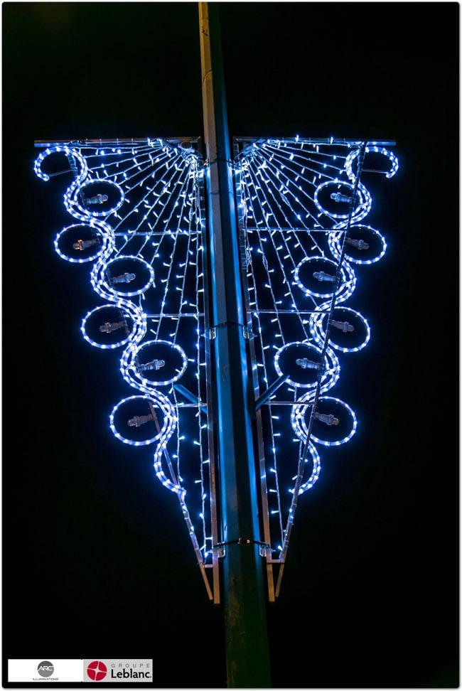 City Lampost Decoration (2)