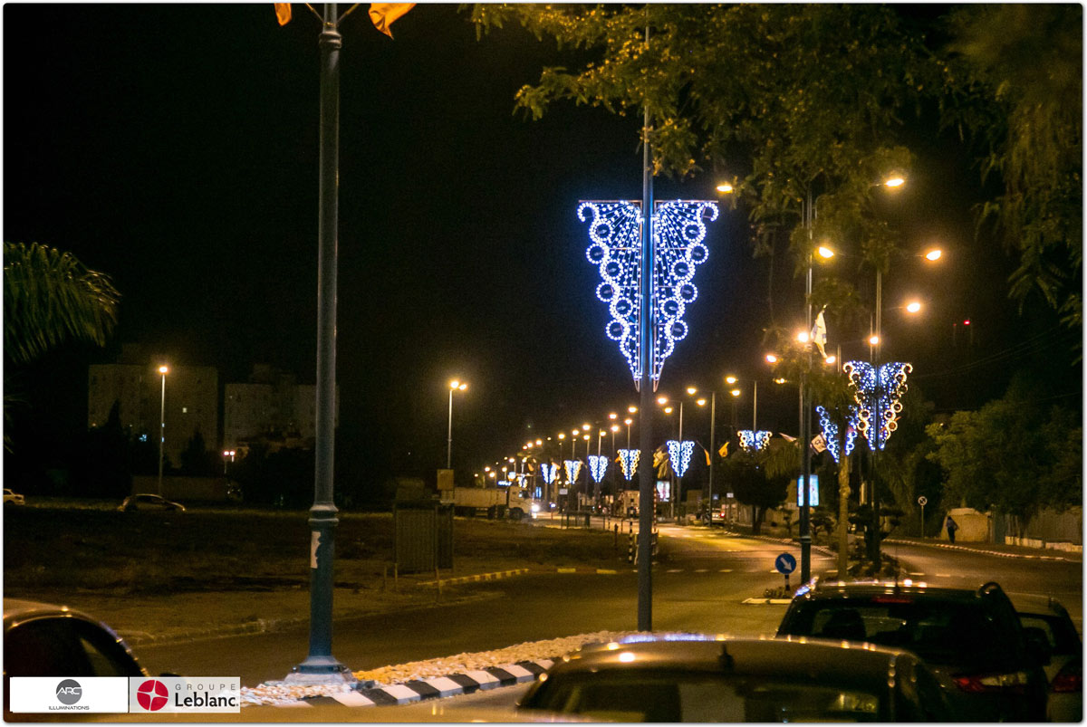 City Lampost Decoration (6)