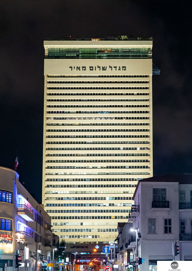 Shalom Meir - Tower Lighting (1)