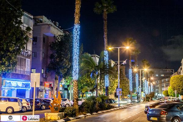 Street lighting decorations (7)