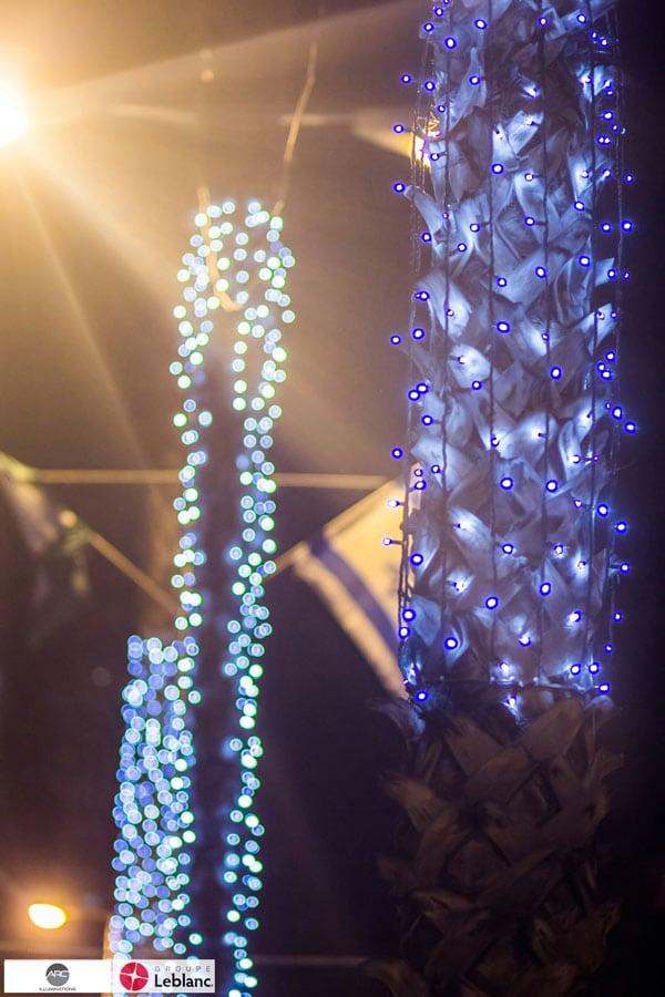 Givattayim Street lighting decorations
