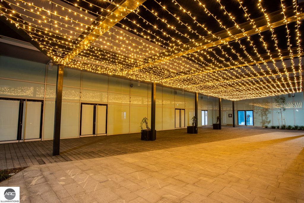 fairy lights led celling