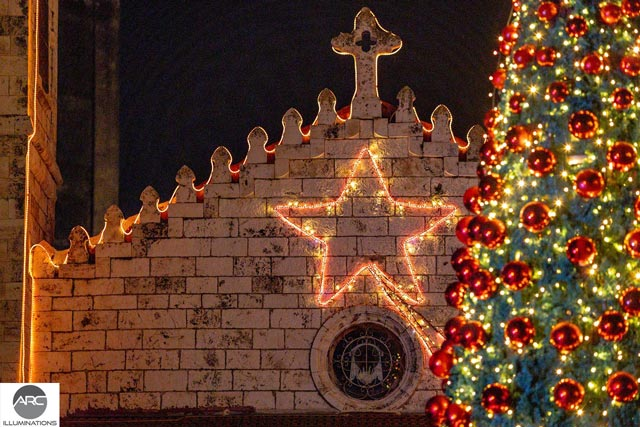 twinkle lights Christmas
